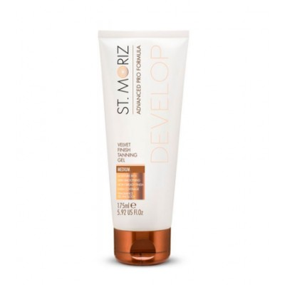 St. Moriz Velvet Finish Tanning Gel Medium 175 ml