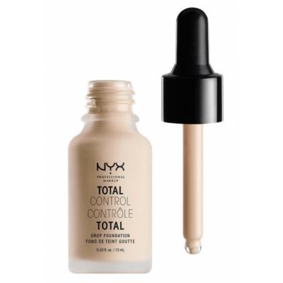 NYX Total Control Drop Foundation Alabaster 13 ml