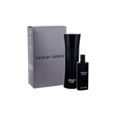 Giorgio Armani Code Homme EDT Set 75 ml + 15 ml