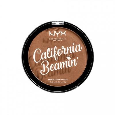 NYX California Beamin' Bronzer Sunset Vibes 14 g