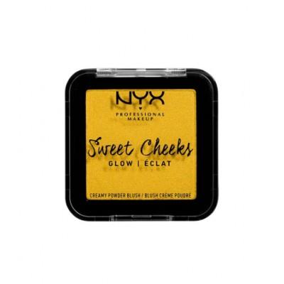 NYX Sweet Cheeks Glow Blush Silence Is Golden 5 g