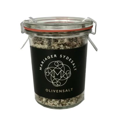 Mariager Sydesalt Olivensalt 80 g