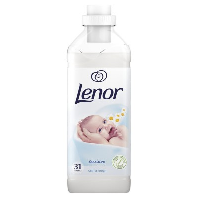 Lenor Sensitive Gentle Touch Fabric Conditioner 930 ml