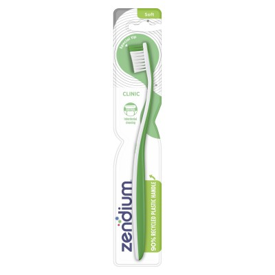 Zendium Clinic Soft Toothbrush 1 pcs