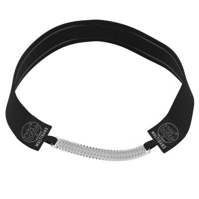 Invisibobble Multiband True Black 1 kpl