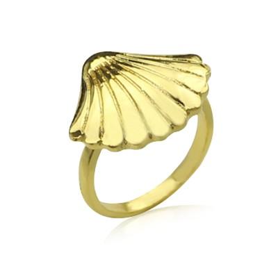 Everneed Shella Ring Guld Finish 52