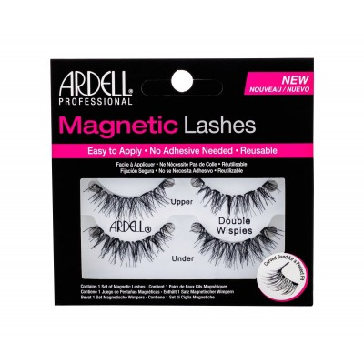 Ardell Magnetic Lashes Double Wispies Black 2 paria
