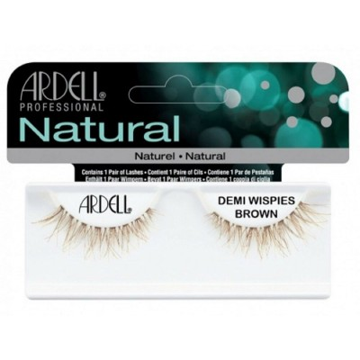 Ardell Natural Lashes Demi Wispies Brown 1 pari