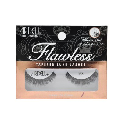 Ardell Flawless Tapered Luxe Lashes 800 Black 1 pair