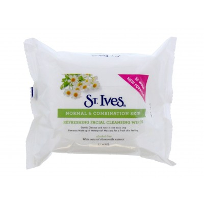 St. Ives Refreshing Cleansing Wipes 35 st