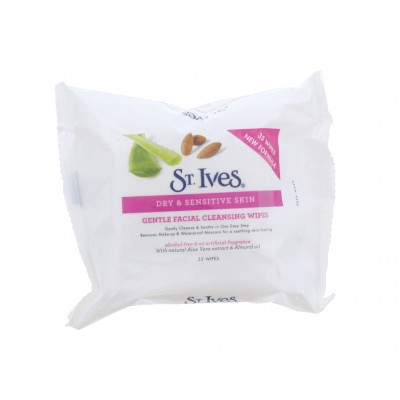 St. Ives Gentle Cleansing Wipes 35 pcs