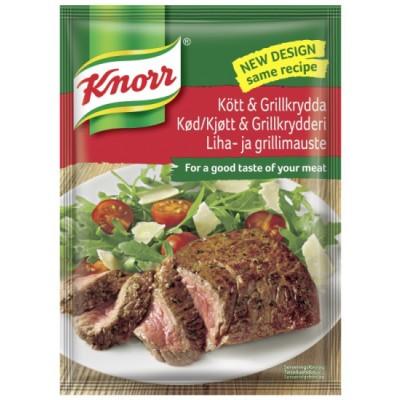 Knorr Liha- & grillimausteet 88 g