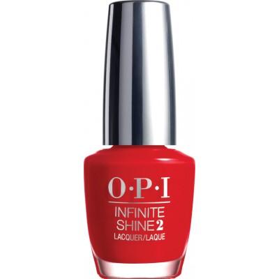 OPI Infinite Shine Unequivocally Crimson 15 ml
