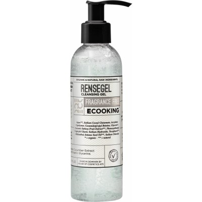 Ecooking Cleansing Gel Perfume Free 200 ml