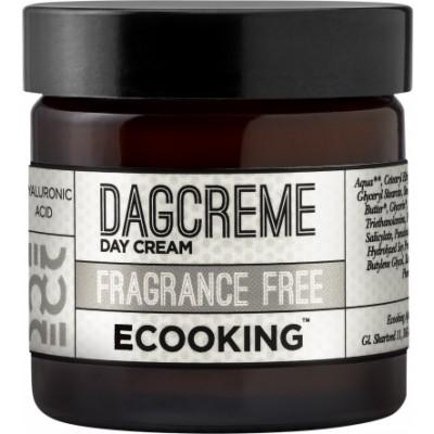 Ecooking Day Cream Fragrance Free 50 ml