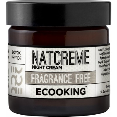Ecooking Night Cream Fragrance Free 50 ml