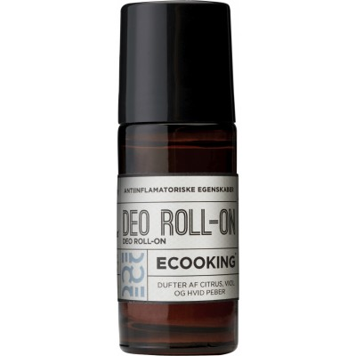 Ecooking Deo Roll-On Perfume Free 50 ml