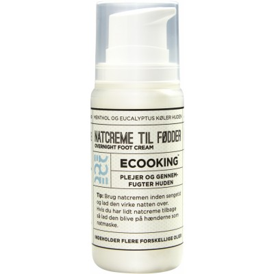 Ecooking Overnight Foot Cream 100 ml
