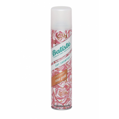 Batiste Rose Gold Dry Shampoo 200 ml