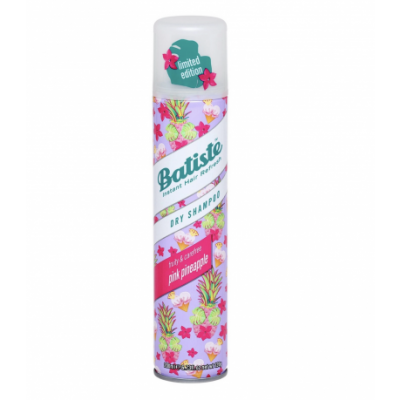 Batiste Pink Pineapple Dry Shampoo 200 ml