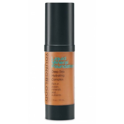 Youngblood Liquid Mineral Foundation Cocoa 30 ml