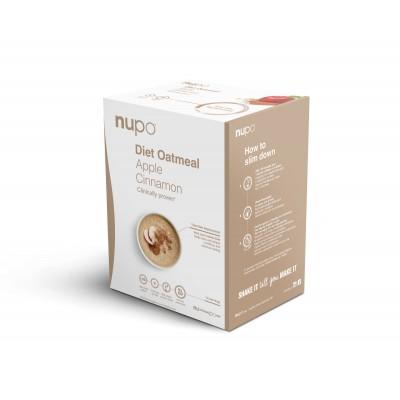 Nupo Kickstart Diet Oatmeal Apple & Cinnamon 384 g