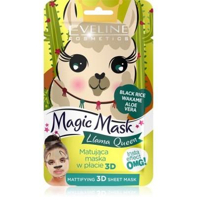 Eveline Magic Mask Llama Queen 1 pcs