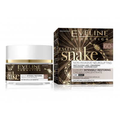 Eveline Exclusive Snake Luxurious Rejuvenating Cream For Mature Skin 50 ml