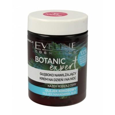 Eveline Botanic Expert Rich Nourishing Day & Night Cream Coconut Oil 100 ml