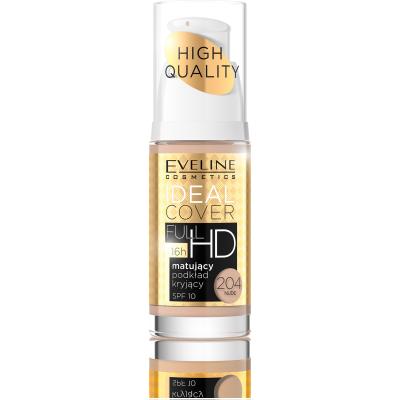 Eveline Ideal Cover Matt & Covering Foundation 204 Nude 30 ml