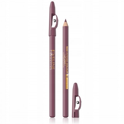 Eveline Max Intense Colour Lip Liner 18 Light Plum 1 st