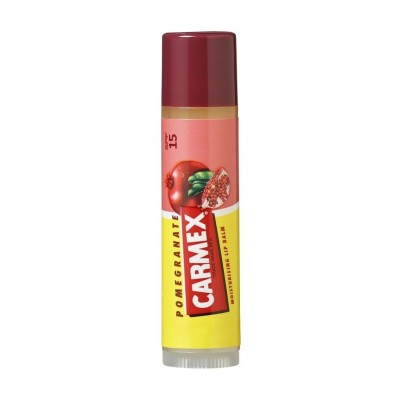 Carmex Lip Balm Stick Pomegranate SPF15 4,25 g
