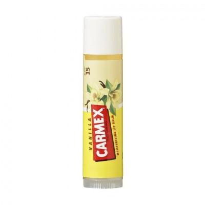 Carmex Lip Balm Stick Vanilla SPF15 4,25 g