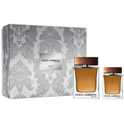 Dolce & Gabbana The One For Men EDT Sett 100 ml + 30 ml