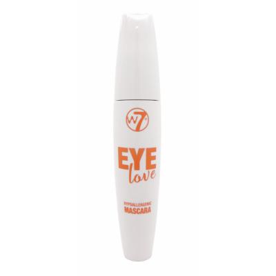 W7 Eye Love Hypoallergenic Mascara Black 15 ml