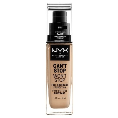 NYX Can't Stop Won't Stop Foundation Buff 30 ml