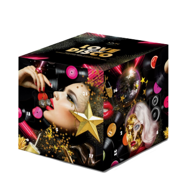 NYX Love Lust Disco Greatest Hits Advent Calendar 24 pcs