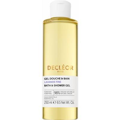 Decleor Lavender Fine Bath & Shower Gel 250 ml