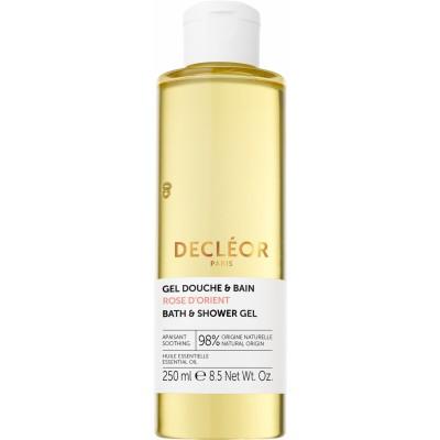 Decleor Rose D'Orient Bath & Shower Gel 250 ml