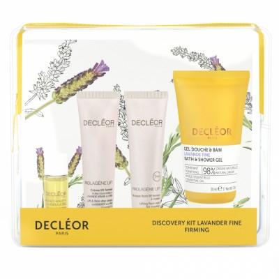 Decleor Lavender Fine Discovery Kit 50 ml + 2 x 15 ml + 5 ml