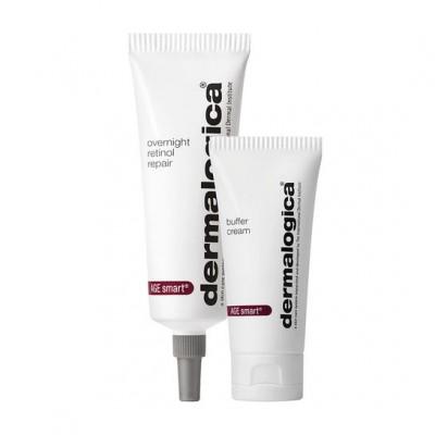 Dermalogica AGE Smart Overnight Retinol Repair & Buffer Cream 30 ml + 15 ml