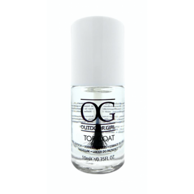 Outdoor Girl Nail Polish 37 Top Coat 10 ml