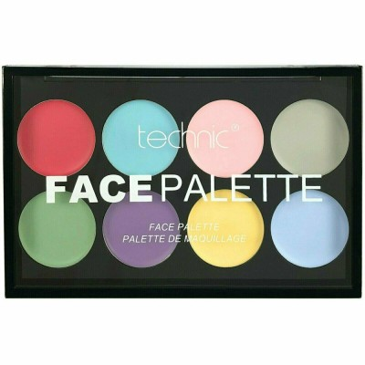 Technic Face Palette Halloween 1 24 g