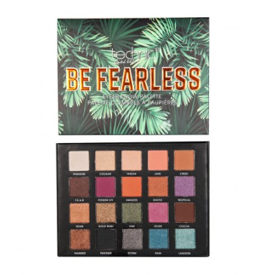 Technic Be Fearless Eyeshadow Palette 16 g
