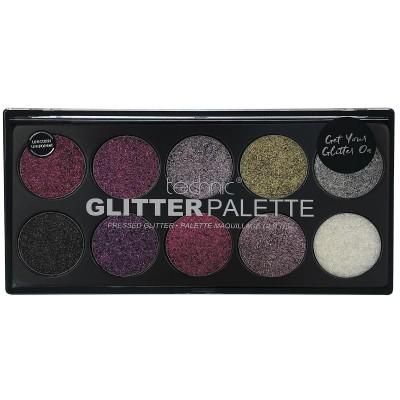 Technic Glitter Palette Unicorn 1 kpl