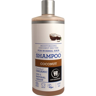 Urtekram Coconut Shampoo Normal Hair 500 ml