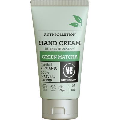 Urtekram Green Matcha Hand Cream 75 ml