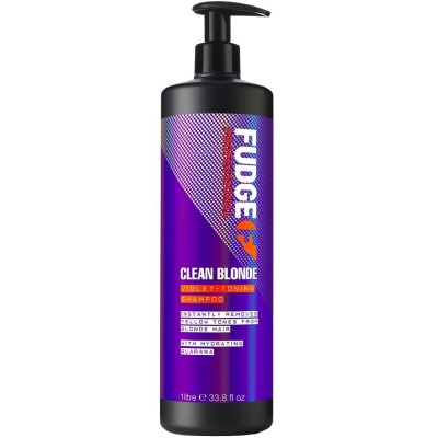 Fudge Violet Toning Shampoo 1000 ml