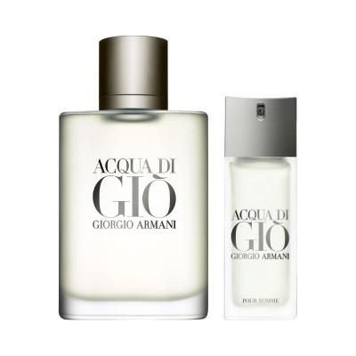 Giorgio Armani Acqua Di Gio EDT Set 100 ml + 15 ml