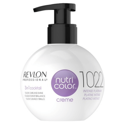 Revlon Nutri Color Creme 1022 Intense Platinum 270 ml